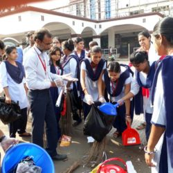 Swachhta Abhiyan at Dhanbad Station (10)