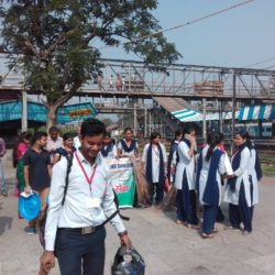 Swachhta Abhiyan at Dhanbad Station (11)