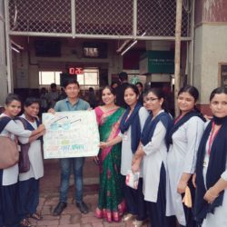 Swachhta Abhiyan at Dhanbad Station (12)