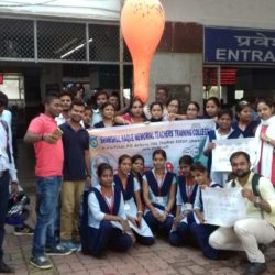 Swachhta Abhiyan at Dhanbad Station (6)