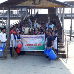 Swachhta Abhiyan at Dhanbad Station (8)