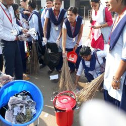 Swachhta Abhiyan at Dhanbad Station (9)